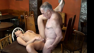 Old muscle daddy added to man young whore first time Can you