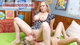 GirlfriendsFilms - Julia Ann Might Of a piece with Girls Probe All