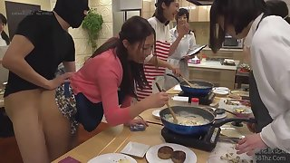 jav ass fuck while cooking