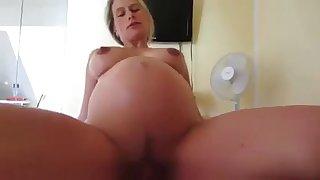 Deutsch pregnat Frau gefickt sehr heiß hot wife fucked