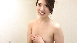 Asian office lady fucked overwrought male folks at different places
