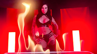 Flaming Hot Anal POV - Joanna Angel