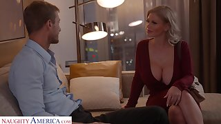 VIP Russian harlot Casca Akashova fucks her go over the hill payment workaholic buyer