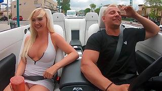 Episode 24 porn star car jacking frisk