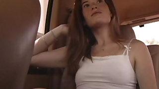 Small titty bush-leaguer hooker mckenzie blasted essentially her element